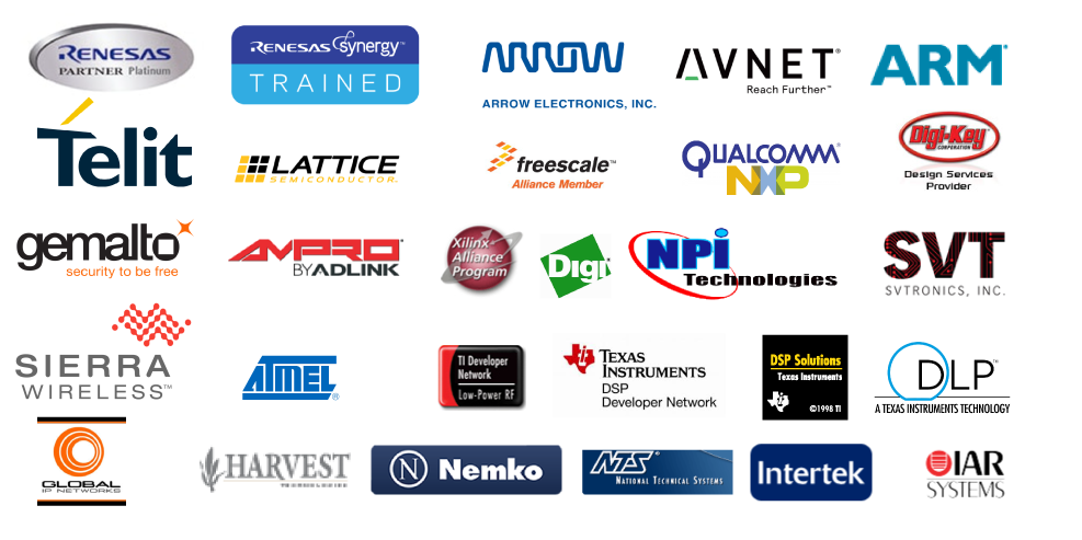 Paragon Innovations Technology Alliance Partners