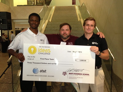 Texas A&M Ideas Challenge Event