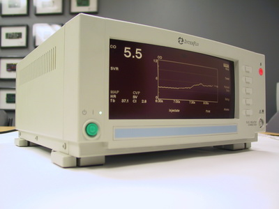 Vigilance Continuous Cardiac and SvO2 Monitor Functional Test System