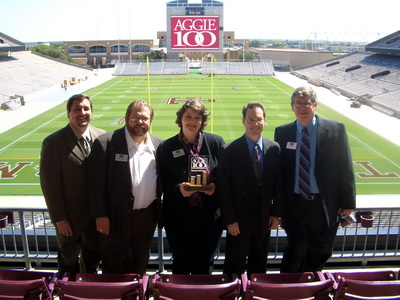 Paragon Innovations at Kyle Field